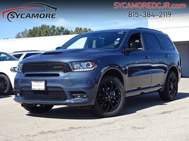 New 2020 Dodge Durango Gt Plus With Navigation Awd