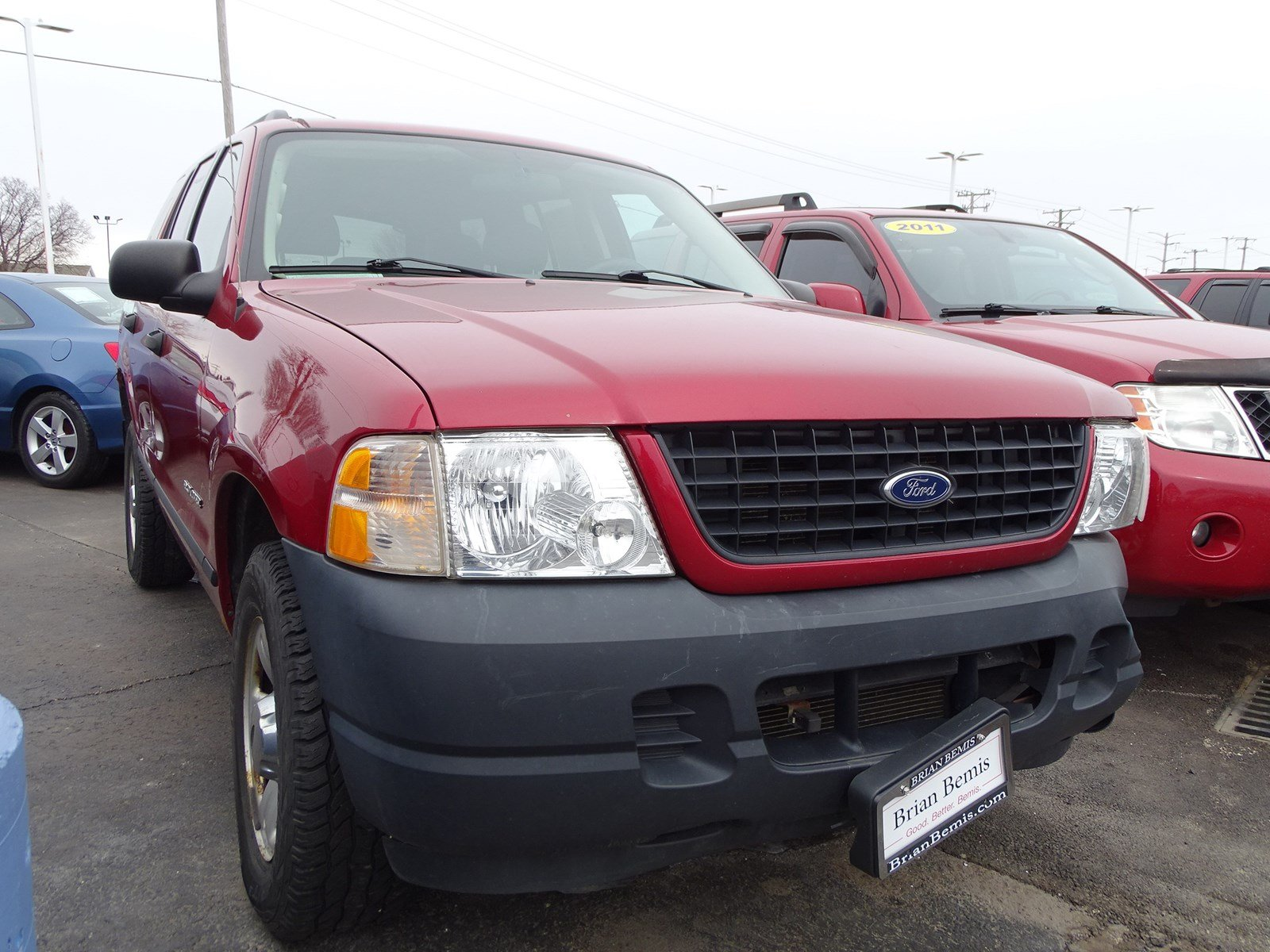 Pre-Owned 2005 Ford Explorer XLS