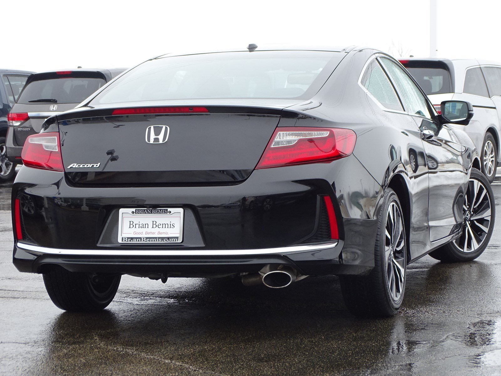 Certified Pre-Owned 2016 Honda Accord Coupe EX-L