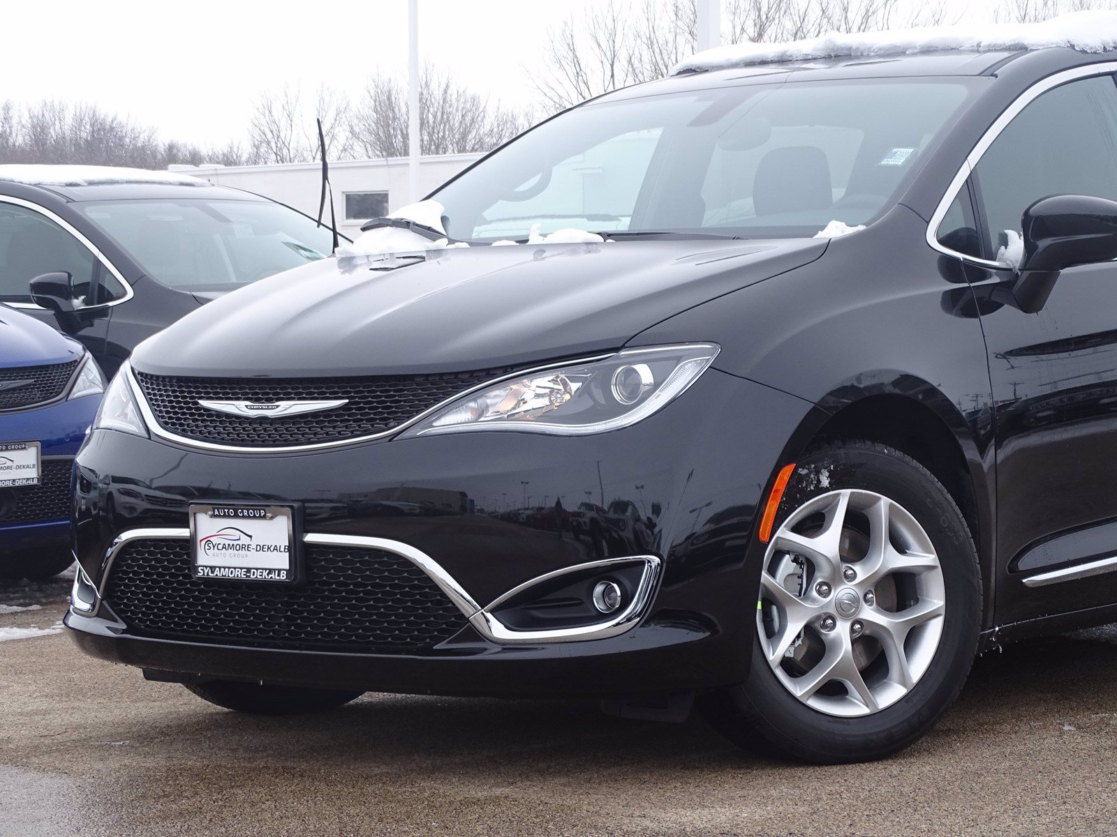 New 2020 Chrysler Pacifica Touring L 35th Anniversary