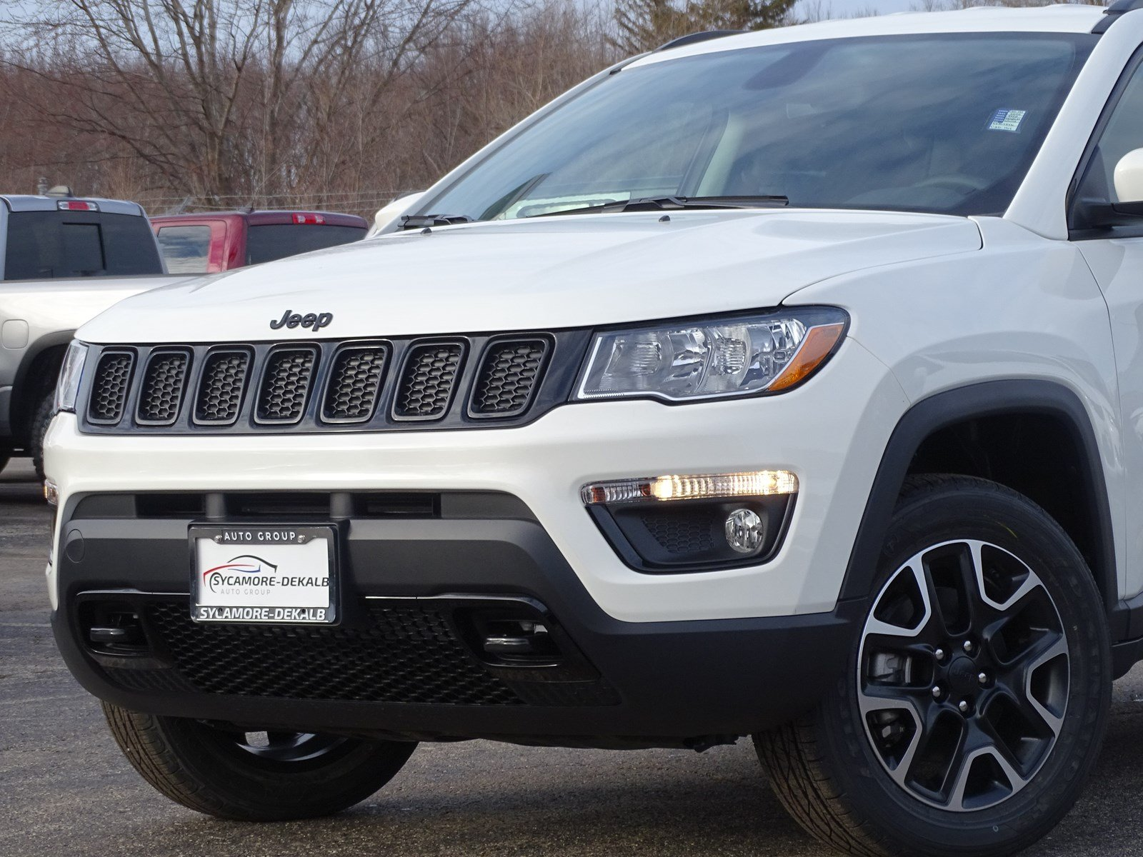 New 2020 Jeep Compass North Edition
