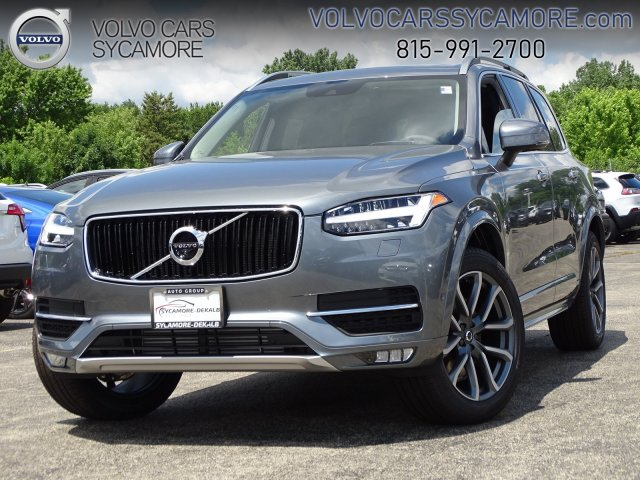 New 2019 Volvo XC90 Momentum With Navigation & AWD