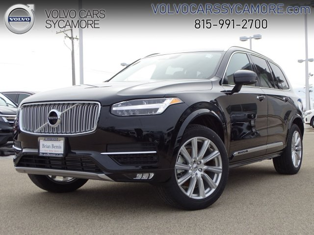 New 2019 Volvo Xc90 Inscription With Navigation Awd
