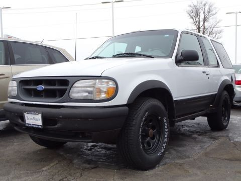 Pre-Owned 1997 Ford Explorer XL