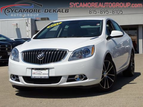 Pre-Owned 2017 Buick Verano Sport Touring