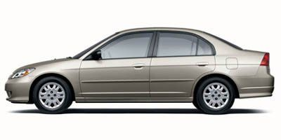 Pre-Owned 2005 Honda Civic Sdn LX