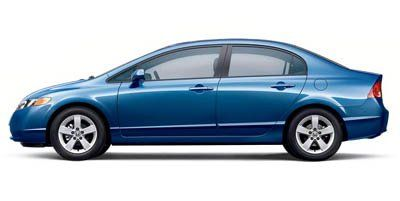 Pre-Owned 2006 Honda Civic Sdn