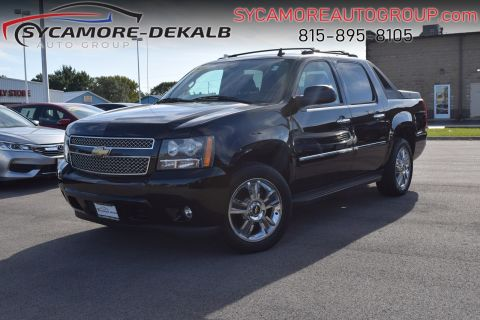 Pre-Owned 2009 Chevrolet Avalanche LTZ
