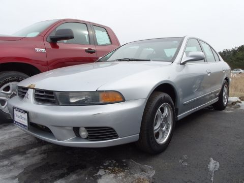 Pre-Owned 2003 Mitsubishi Galant ES
