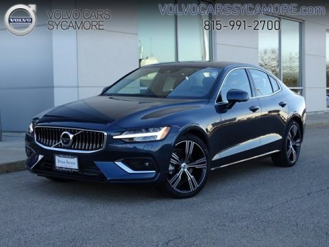 New 2019 Volvo S60 Inscription